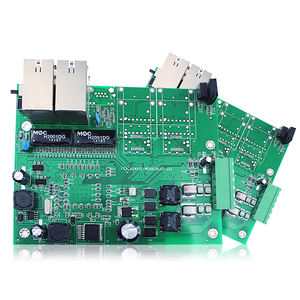 Pcb Printplaten Draadloze Oplader Pcb Montage Flexibele Pcb Voor Led