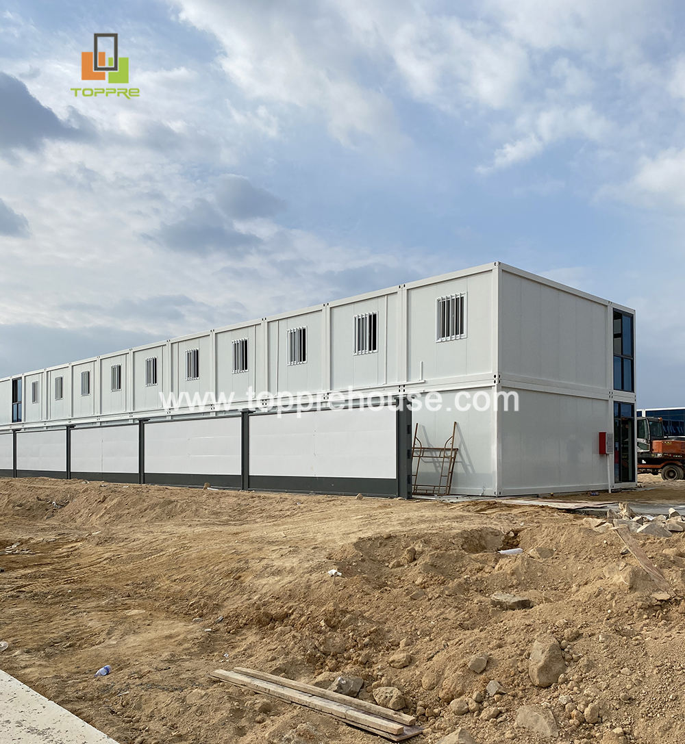 Prefabricated casa prefabricada movable apartments quick built family coating houses building lebanon dalal pre montadas shelter