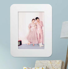 White Picture Frames Set Wall Decor Photo Frame For Living room