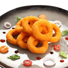 hot Sale Good Quality IQF Frozen Fried Onion Ring With Competitive Price