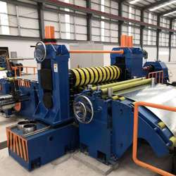 Cold rolled galvanized steel slitting line 0.3~2.0mm*1400mm