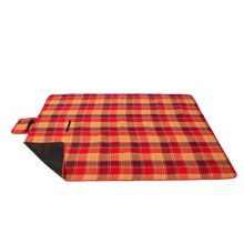 Custom Print Moisture Proof Thick Recycled Multifunctional Picnic Rug Mat Blanket