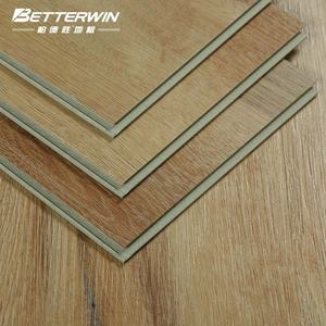 Easy to clean home furnishings 4 mm interlocking vinyl floor planks