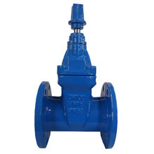 China Manufacturer Water Carbon Steel Gate Valve