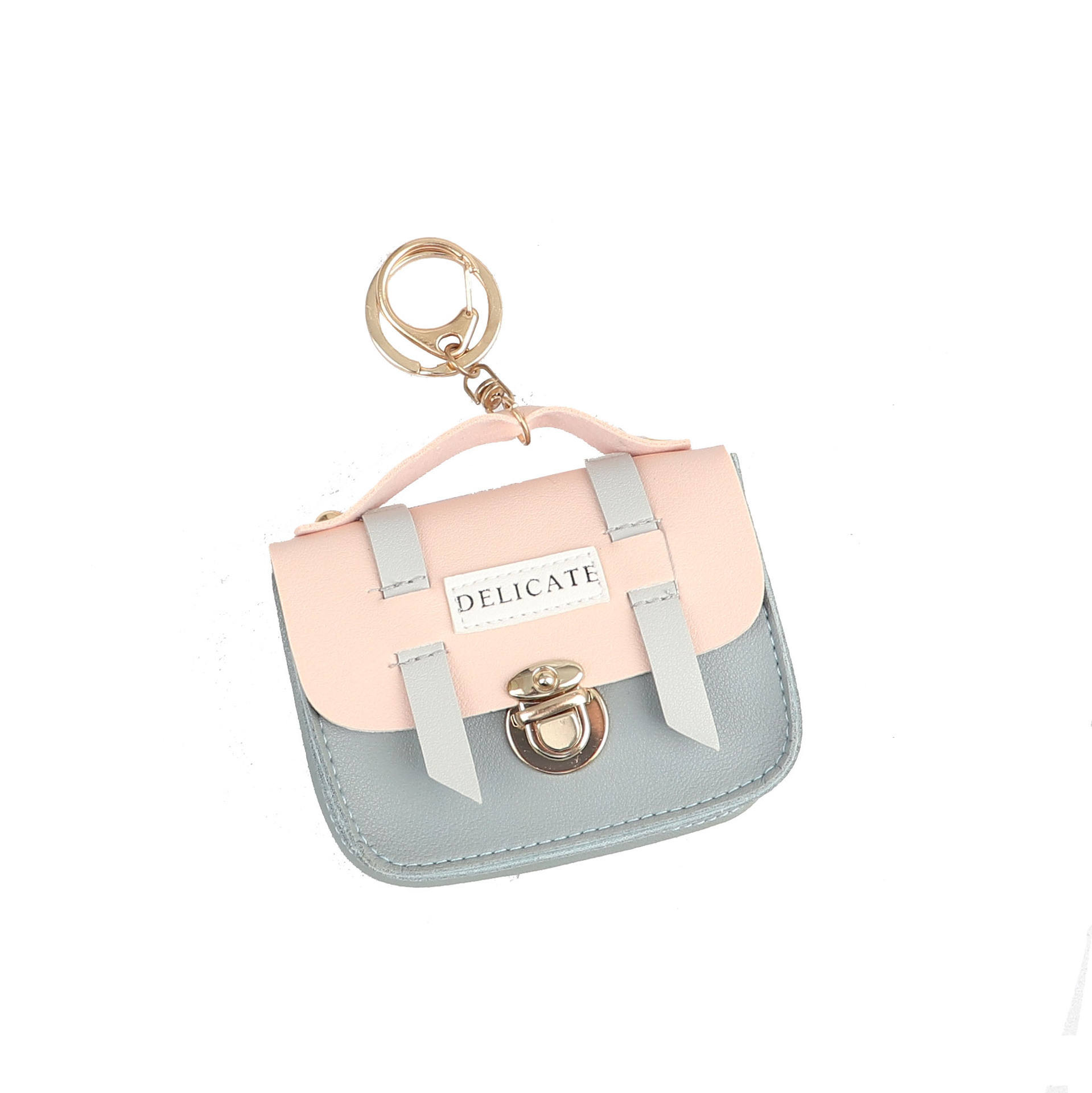 Mini Zipper bags Cute Baby Kid Girl Princess PU Handbag Messenger Satchel Bags Cute Mini Coin Purses
