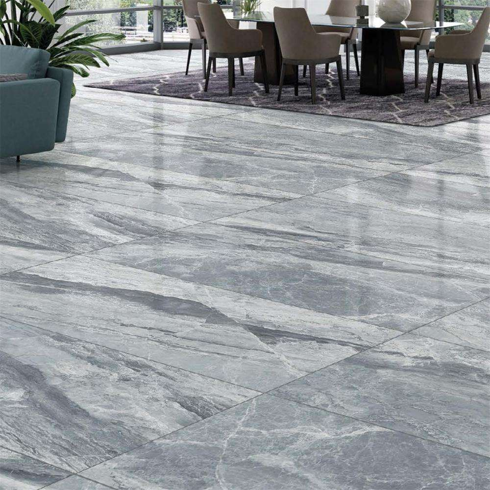 750x1500mm Big Slab Ceramic Tiles Large Size Format Marble Flooring Tiles