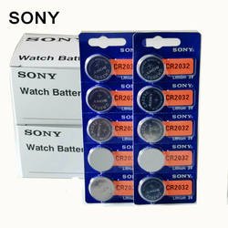 Wholesale  CR2032 2016 2025 button cell battery 3V lithium manganese  batteries