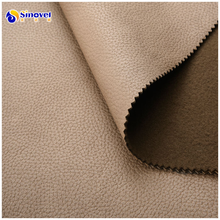 Polyester hot design embossed and bronzed bonded with fleece backing technology fabric