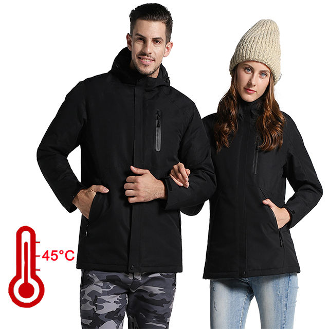 Best Quality Winter Clothing Men Heated Down Puffer Women Jacket
