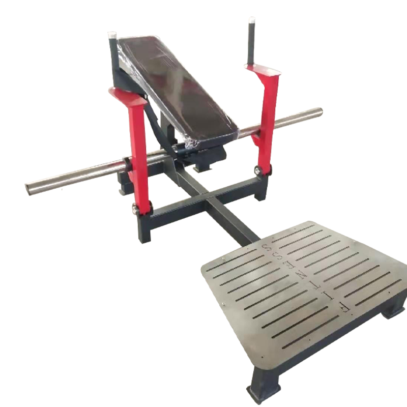 Hammer Fitness gym machine manufacturer plate loaded glute builder