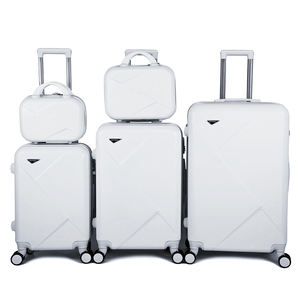 Accepter la personnalisation ABS valises bagages trolley valise rigide