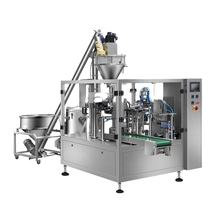 Intelligent High Speed Dried Food Doypack  Form Fill Seal Rotary Packaging Machine