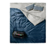 Cotton Filling Double Sleeping Bag With Pillows
