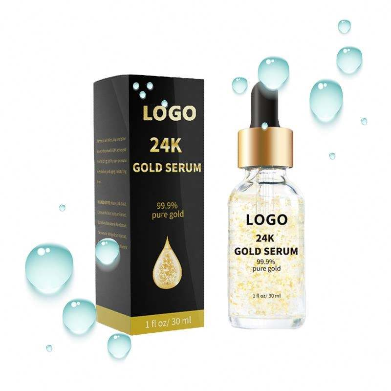 24k gold serum Anti-Aging Gold & Silber Seren (Anti-Aging 24k Gold & Kollagen)
