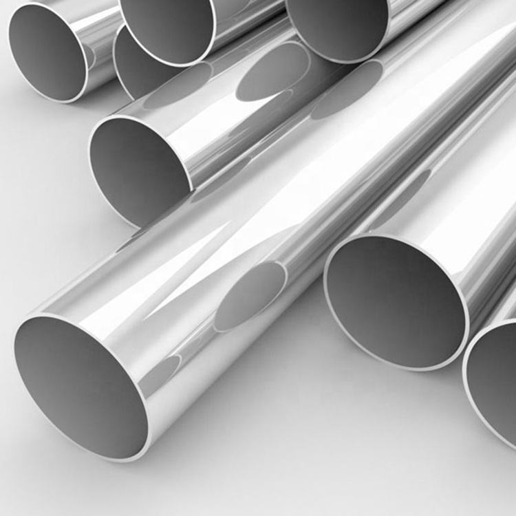 Cold Drawn 304 316 Stainless Seamless Steel Pipe