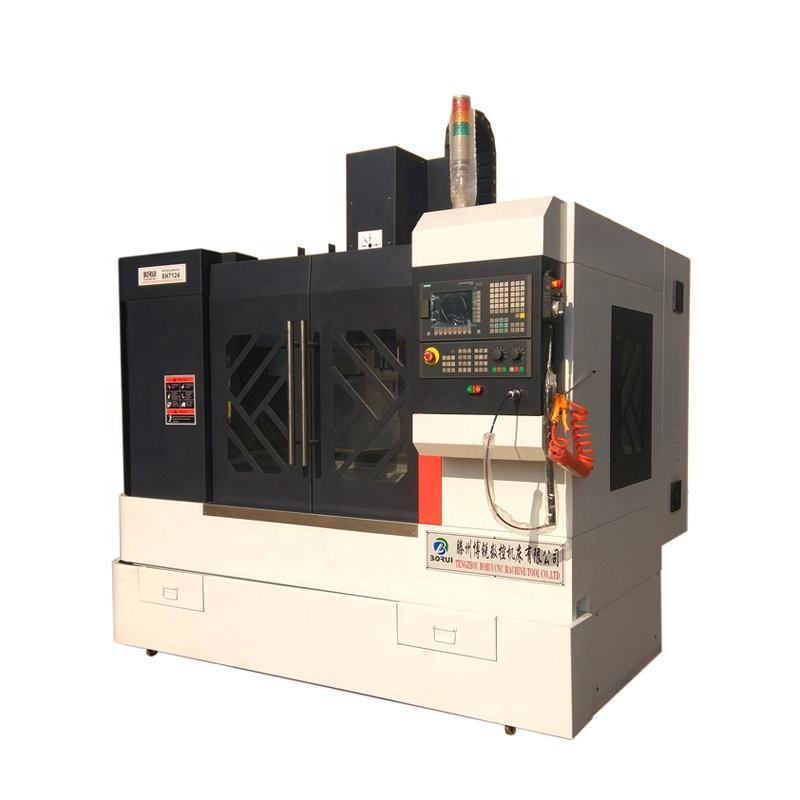 XH7124 Widely Used 3-Axis CNC Milling Machine