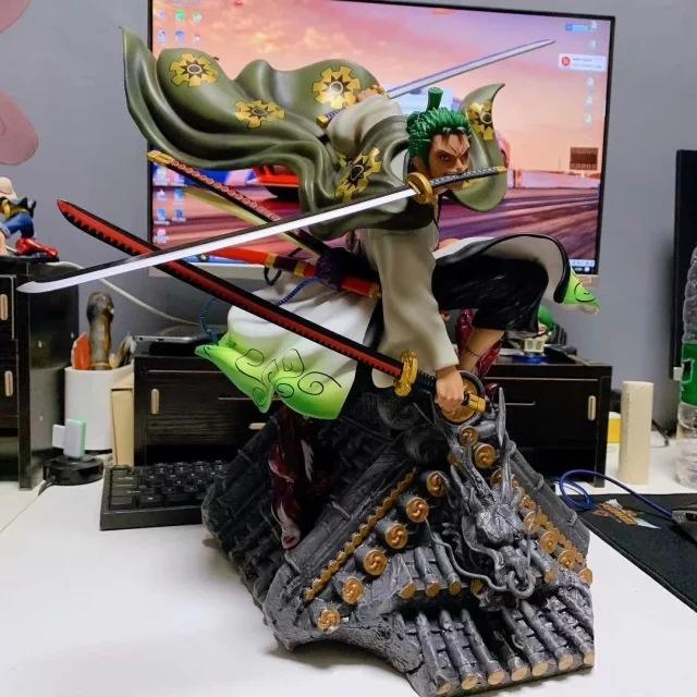 One Piece Roronoa Zoro Action FIGURE