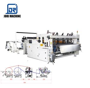 1575B PLC Full Automatic Kitchen Paper Towel Making Machine