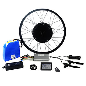 Greenpedel Big Power 72v 3000w Conversion E Bicycle Engine Electric Bike Kit