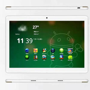 10.1 inç 4G LTE Wifi Tablet Android 9.0 PC 3 + 32GB çift SIM GPS ile
