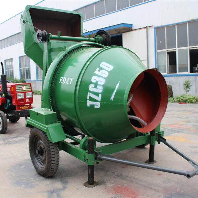 Low price JZC350 concrete mixer machine/concrete batch plant