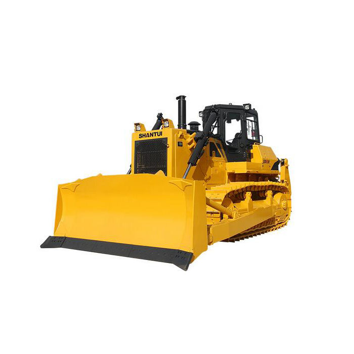 Shantui Bulldozer Sd32 China Top Brand Shantui Bulldozer 320hp SD32 With Spare Parts Factory Price For Sale