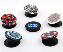 NEW Free Custom  Phone Socket Finger Ring Phone Holder Sockets for Cell Phone