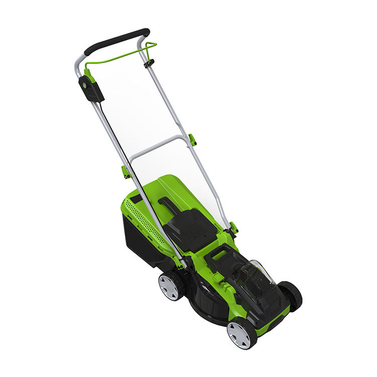 Grass Cutting Machine Electric Lawn Mower With Lithium Battery