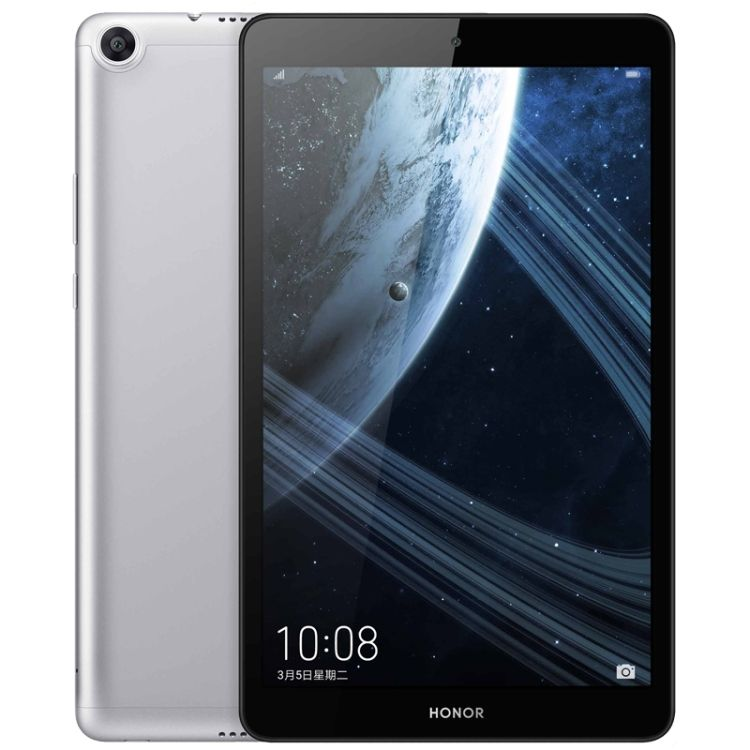 Huawei Honor TAB 5 JDN2-W09HN Akses Internet Nirkabel 8 Inch, 4GB + 128GB android 9.0 Hisilicon Kirin 710 Octa Core, Support OTG & GPS & Dual Band