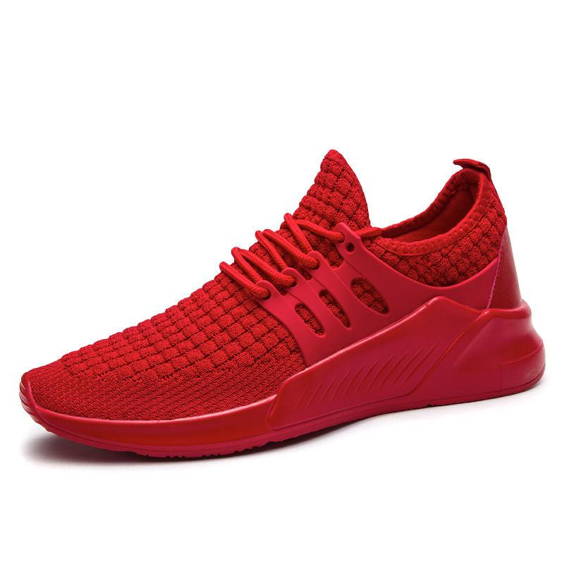 Small MOQ 1688 Shoes Guangzhou Dongguan Red Chief Men Casual Sneaker Shoes Vendors
