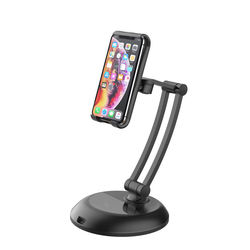 Flexible 360 degree rotating Phone Holder for the Cell Phone