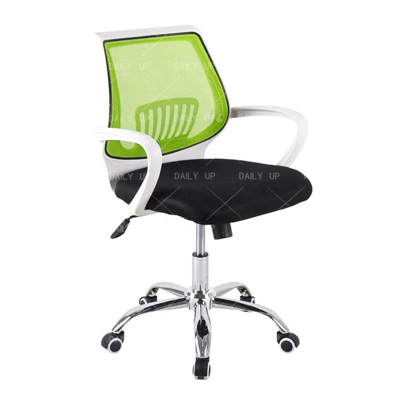 Cheap Office Chair Made In China Modern Mesh Swivel Chair Office Furniture Prices Teacher Office Chair Back Support Cushion