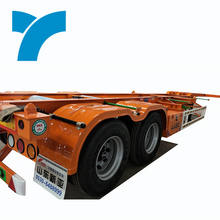 Brand New Trailer Lock Single Point Suspension Used Container Chassis Sale