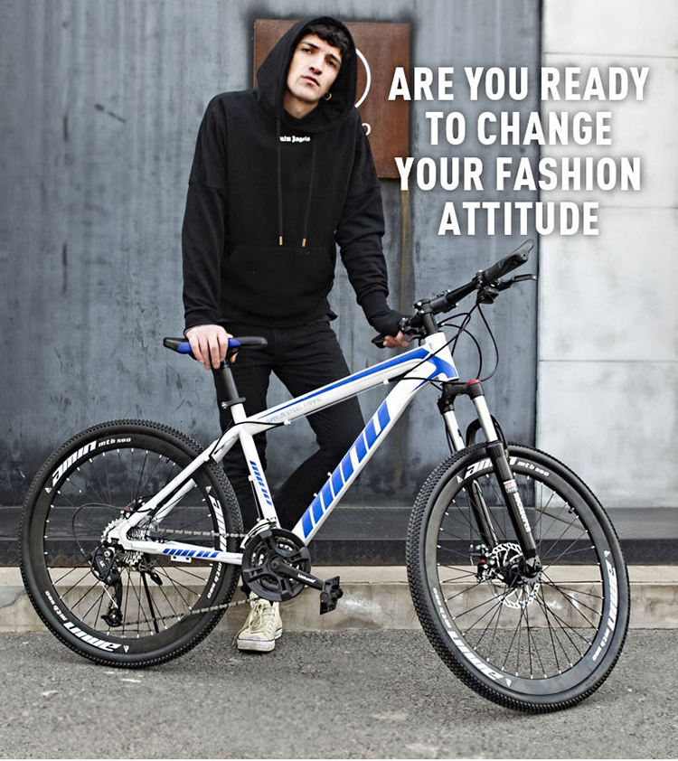 High quality wholesale 21 speed customized folding mountain bike, 26inch mtb bikes!