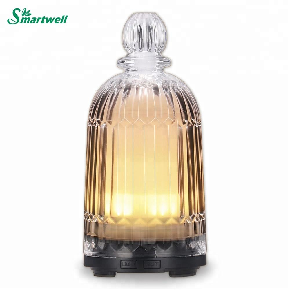 Aroma Diffuser Essential Oil Nebulizer Diffuser Glass Aroma Diffuser room mini humidifier air shenzhen home humidifier
