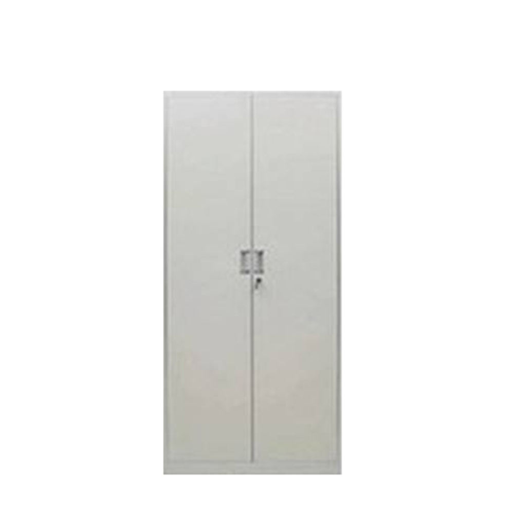 Office Furniture Equipment 2 Door Metal Cupboard Steel Storage Filing Cabinets