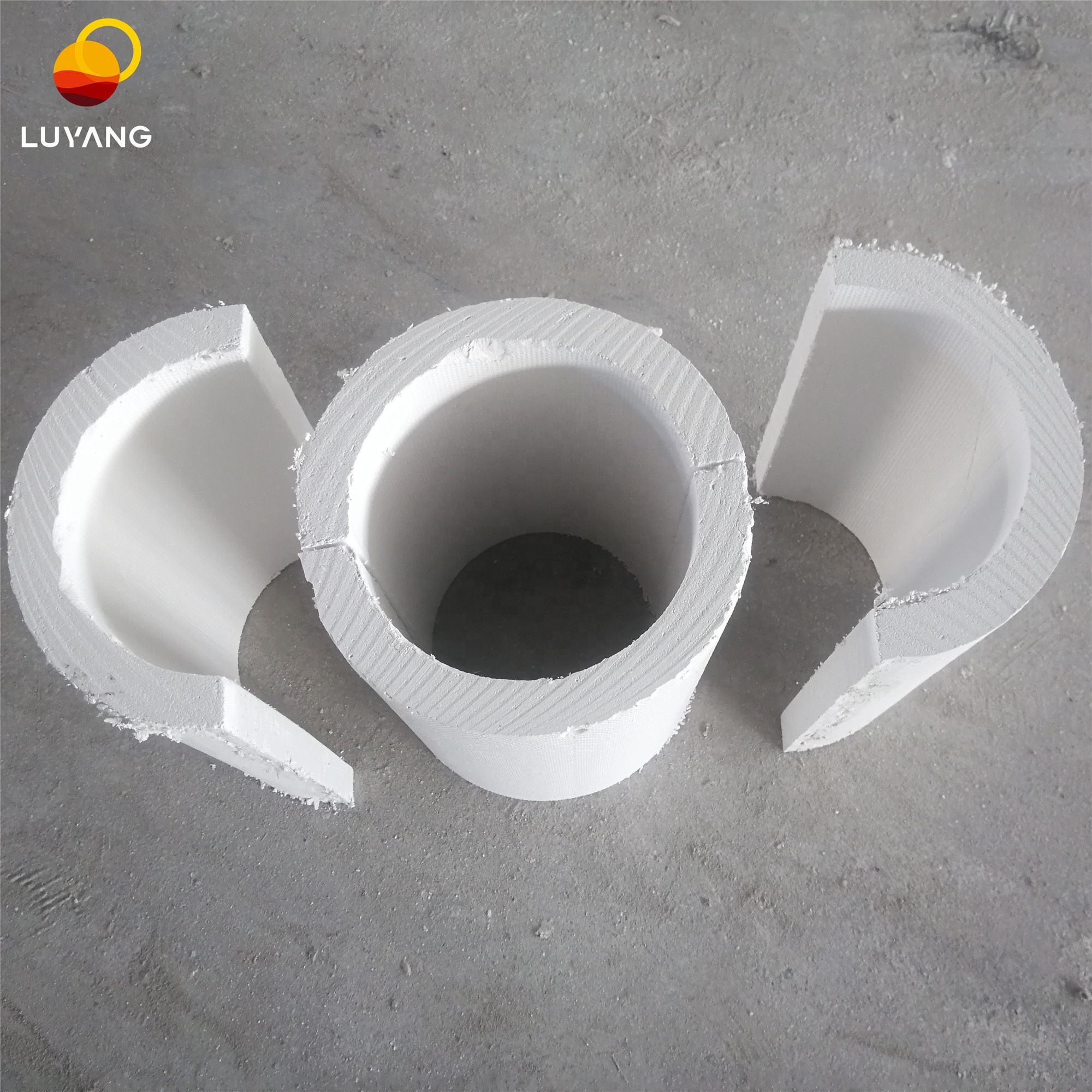 Calcium Silicate Board Price LUYANGWOOL High Strength 100% Non-asbestos Calcium Silicate Board With Low Price