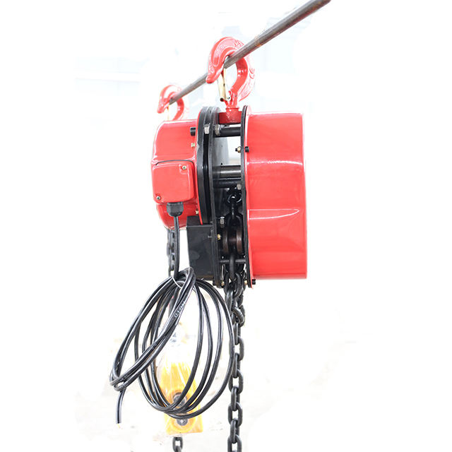 HSZ electric chain hoist