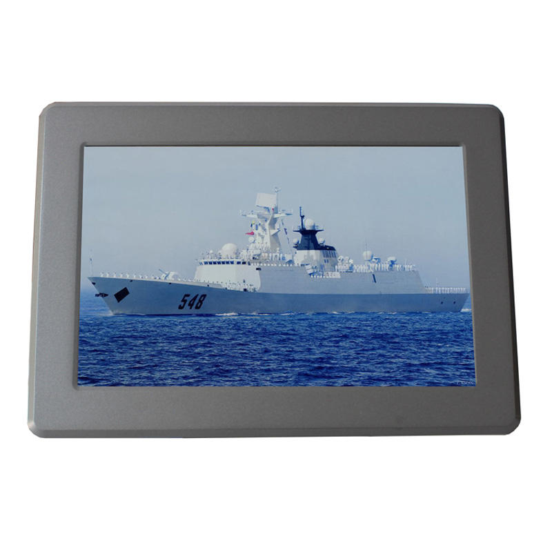 10 inch IP65 waterproof TFT support GPIO 3G 4G WIFI Speaker industrial computer LCD screen industrial touch panel pc