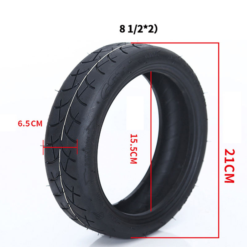 "2020 CST Scooter Tire 8.5 inch Tire Wheel for Xiaomi Mijia M365 Bird 8.5"" Electric Scooter Outer Tyre inner Tube"