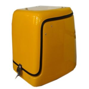 Wholesale Waterproof Fiberglass Insulated Food Delivery Bike Box