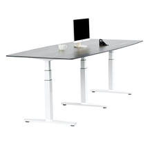 Modern Height Adjustable Desk Frame Standing office Desk converter workstation