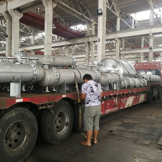 High Pressure Shell Tube Stainless Steel Heat Exchanger