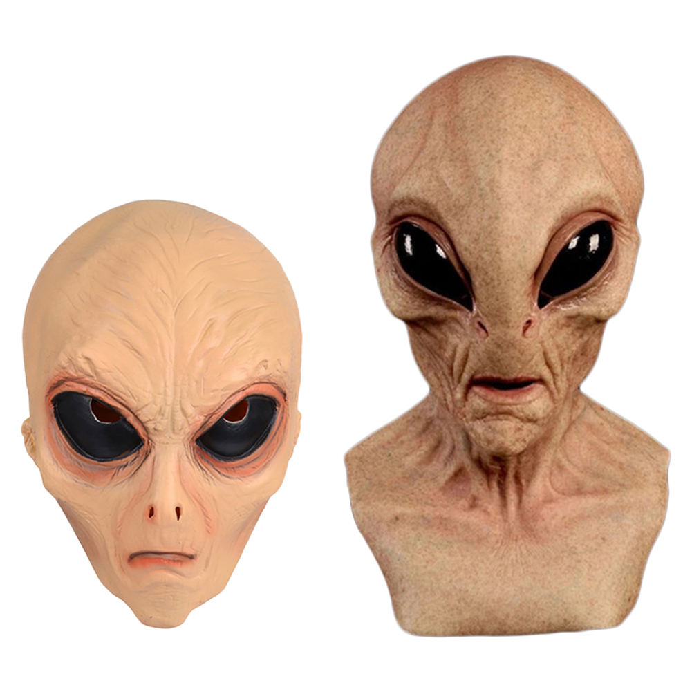 Alien Morph Cover Alien Cosplay Maskers Horror E T Mascarillas <span class=keywords><strong>Anime</strong></span> Latex Gezicht Masques Horror Halloween Kostuums Mascara <span class=keywords><strong>Helmen</strong></span>