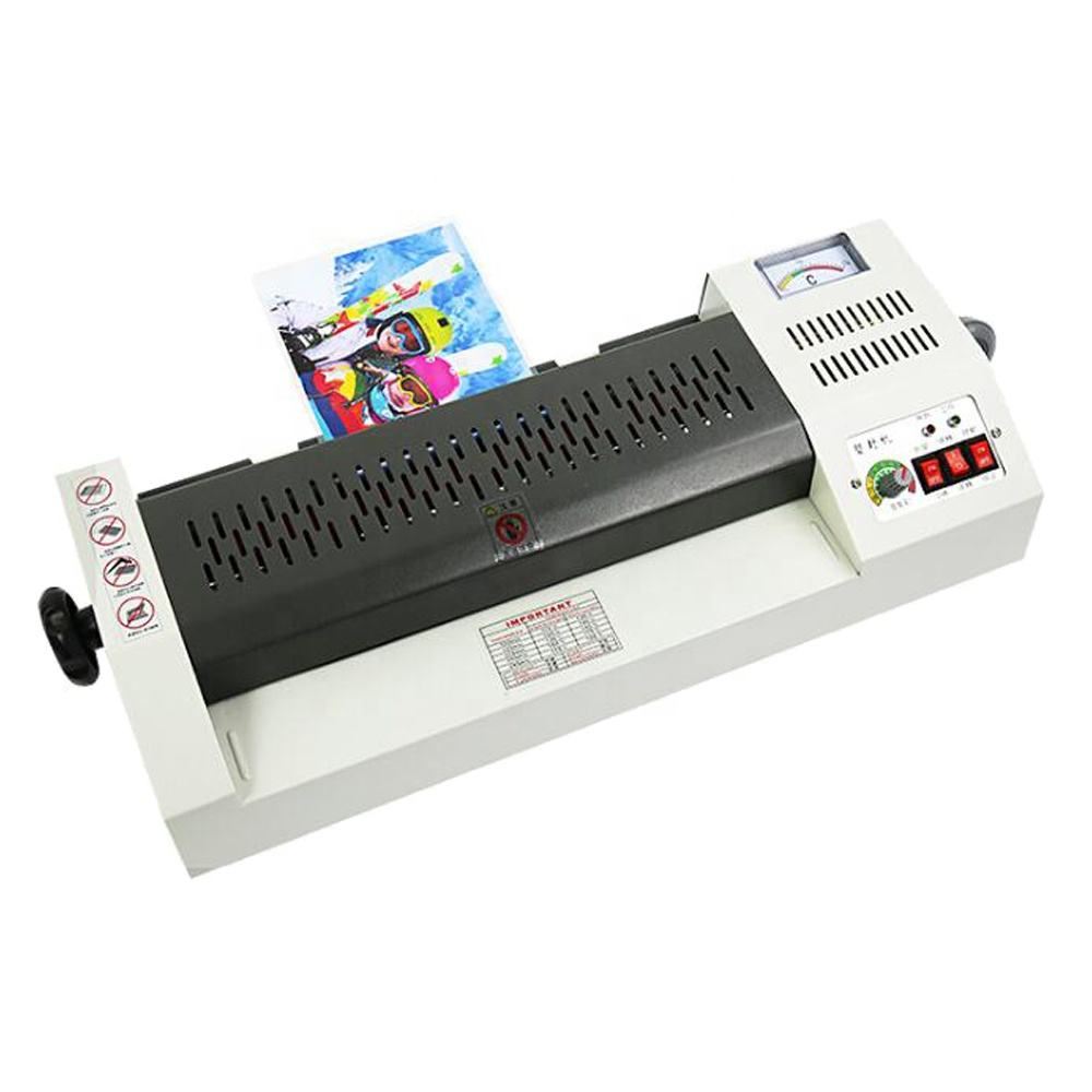 Desktop Laminating Machine ID Card Laminating Machine