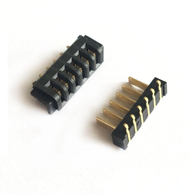 MISTA 6 Pin 2.5mm Pitch batterij connector blade typebattery connector