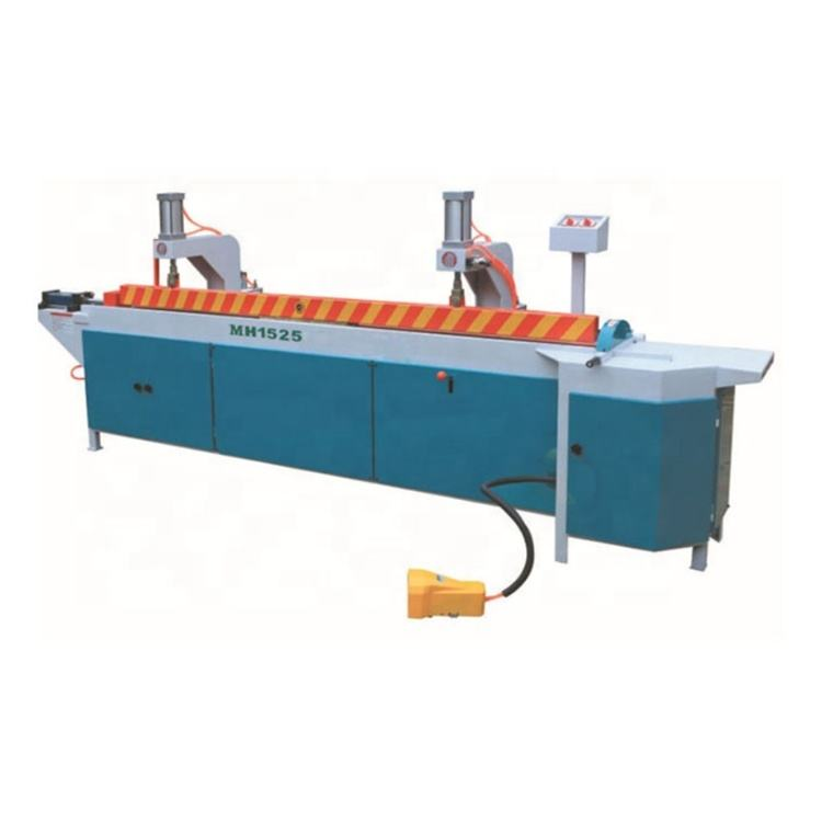 MH1525 woodworking machine manual finger joint assembler machine finger jointer machine