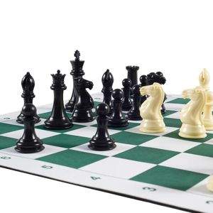 Casa de Marshall Staunton chess set