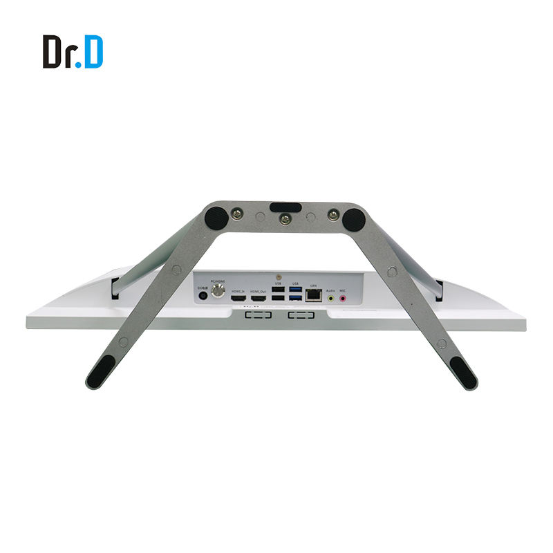 Dr.D Simple design 4GB DDR4 multimedia all in one pc diy barebones