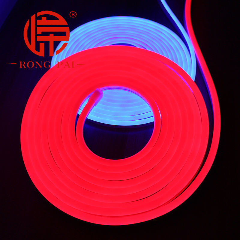 Manufacture Heat Resistant High Elastic Silicone LED Strip Light